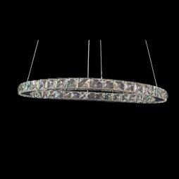 GALAXY 350 Cool White LED Crystal Pendant - LEDP1029CW