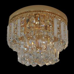 Kent 350 Gold Ceiling Light - CTCKEN04350GD