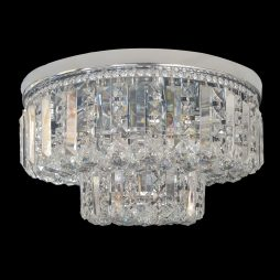 Kent 450 Chrome Ceiling Light - CTCKEN06450CH