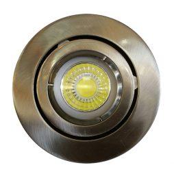 9w COB GU10 LED Downlight Kit 90mm bch