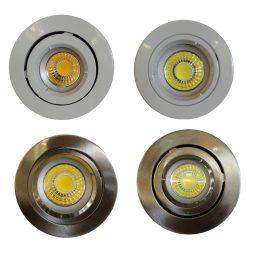 9w COB LED Downlight Kit