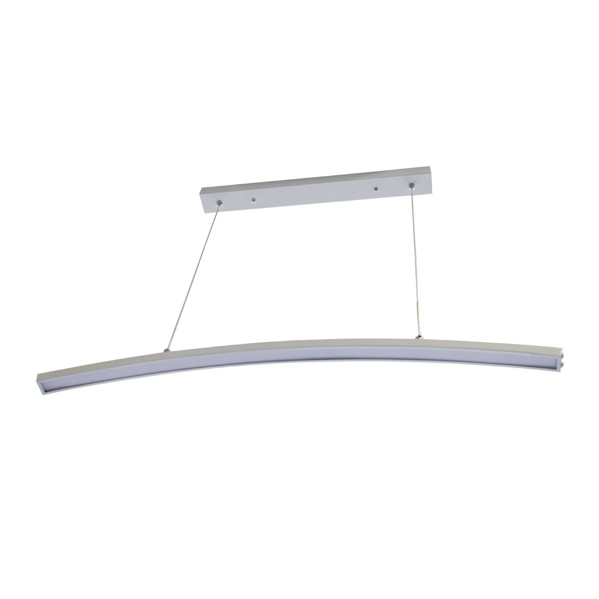 Arc White LED Pendant LEDP1020
