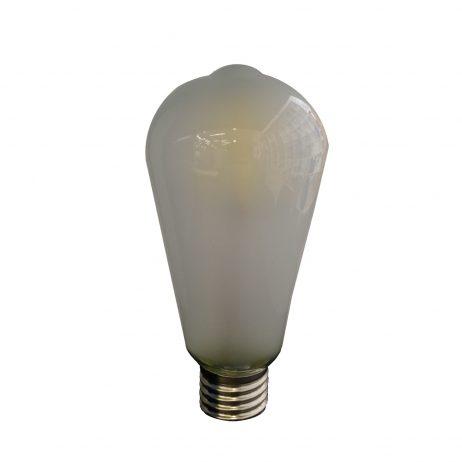 ST64 E27 6W LED Globe Frosted - LEDST646WE27FR - PW - CW - WW