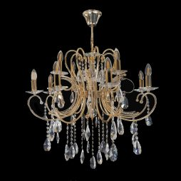 Buckingham 750 Gold Chandelier - CRPBUC12750GD