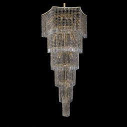 Derby 840 Gold Chandelier - CRPDER31840GD