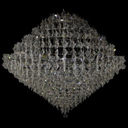 Diamante 940 Chrome Chandelier - CRPDIA24940CH