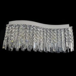 Durham 530 Chrome Ceiling Light - CTCDUR03530CH