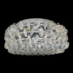 Musluk 430 Chrome Ceiling Light - CTCMUS04430CH
