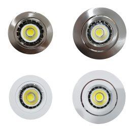 6w COB LED Downlight Kit