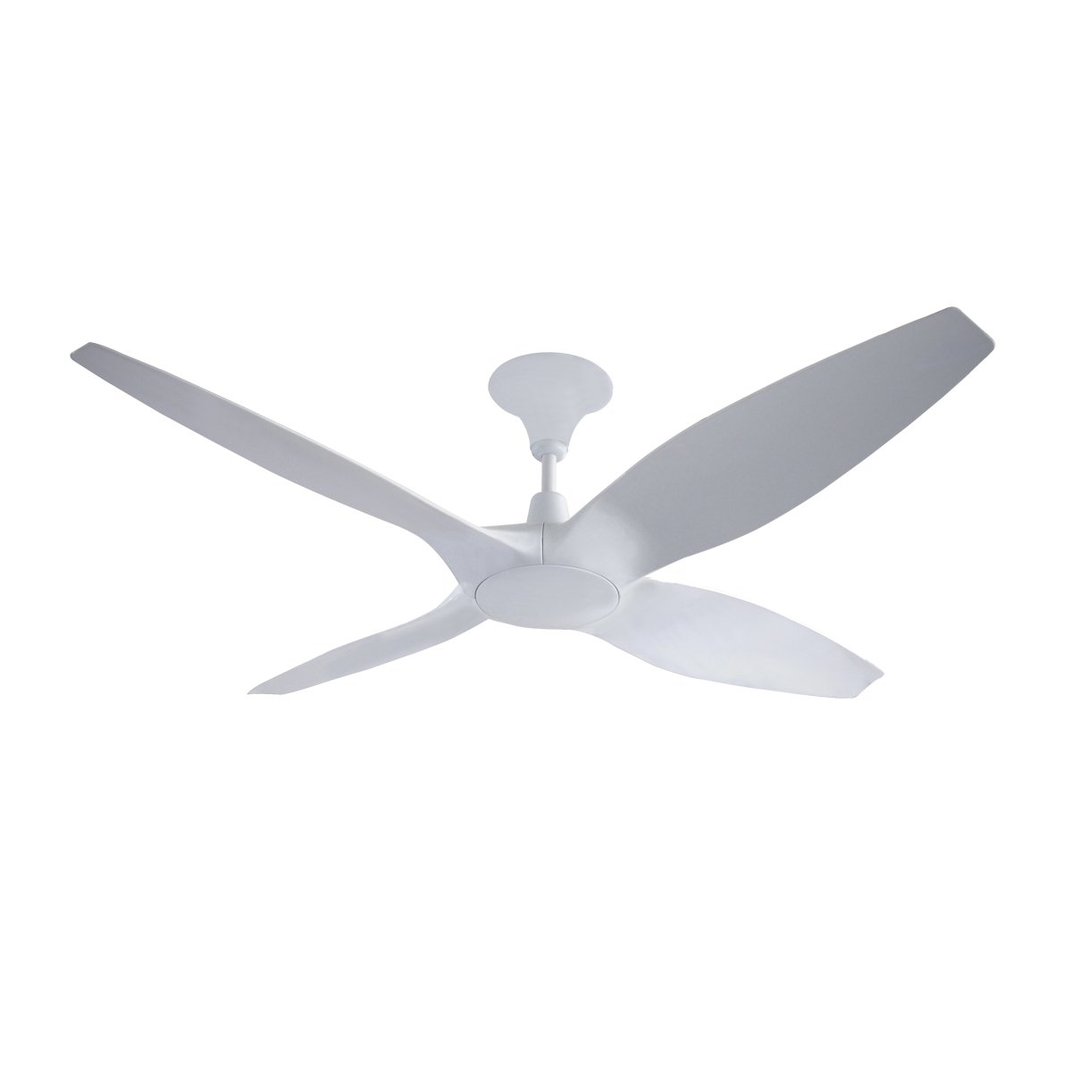 Designer 4 Blade 60 Inch Dc Ceiling Fan With Remote In
