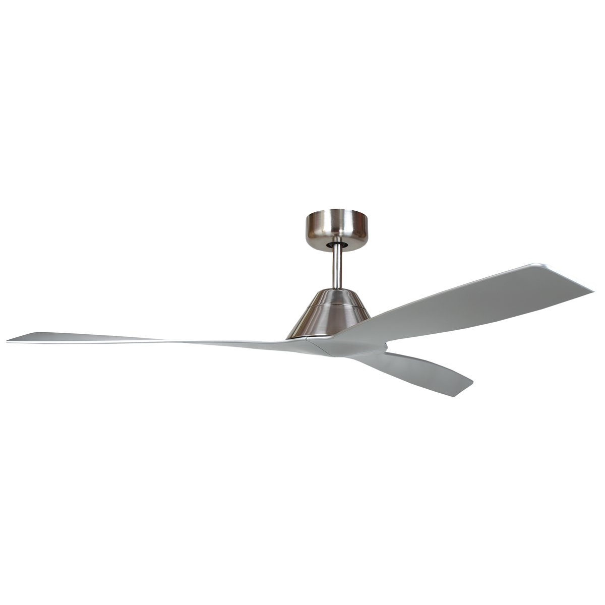Forte Silver Ceiling Fan