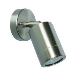 304 Stainless Steel Exterior Single Adjustable - EXTSA304