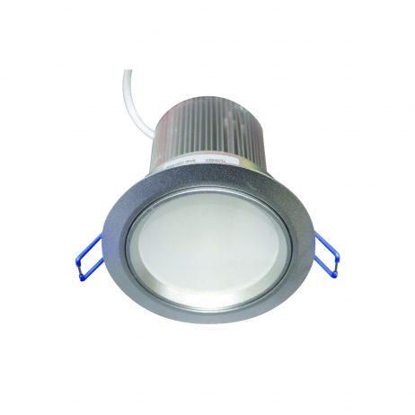 LED 18w Warm White Silver - LED18WWWSil