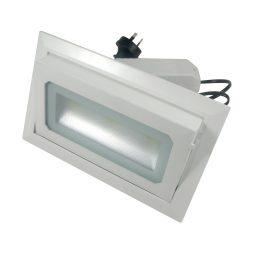 LED Rectangle Shop Light 35w Dimm PW - LEDSHPREC35WPW