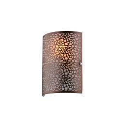 Zay Brown Wall Light - W006ZAYBRN
